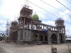 masjid miftahul jannah