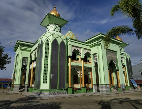 Progress Pembangunan Masjid Miftahul Jannah Juni 2021
